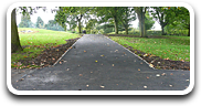 Public Park Path Asphalting (During & After)